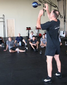 H2H Demo - Core CrossFit, Phoenix AZ  August 22, 2010
