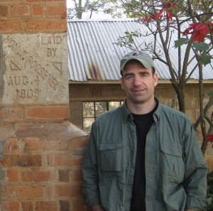 Rift Valley Academy - Kenya (note: cornerstone inscription)