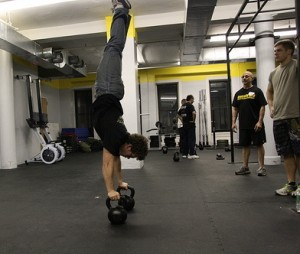 CF NYC - Don't try this at home!