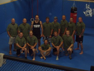 Tactical Athlete Instructor Course - NNSA