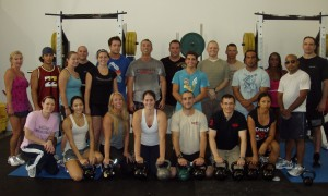 CrossFit Affliction - Kettlebell Certification