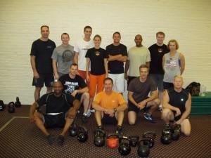 CrossFit Results - Leavenworth, KS 2009