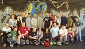 CrossFit Ignite CF KB Certification - Westwood NJ