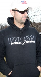 Nice hoodie Mike!