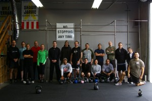 Kettlebell Level 1 Certification - CrossFit La Verne, CA