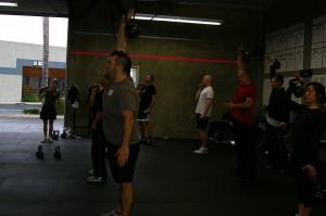 KB cert - CrossFit La Verne, CA