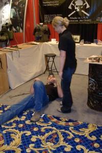 Impromptu TGU Demo at 2010 SHOT Show