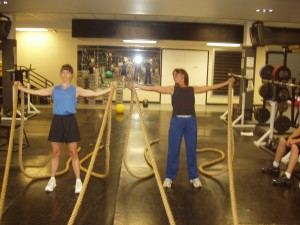 Battling Ropes Certification '07