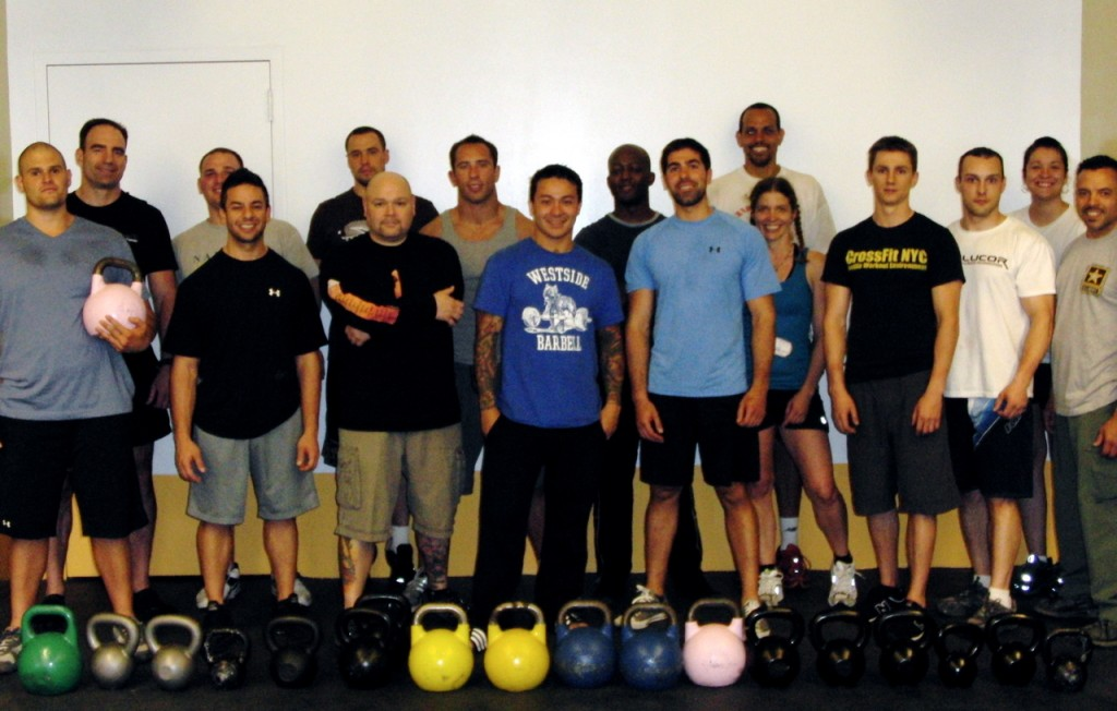 CrossFit KB Instructor Cert: Babylon, NY