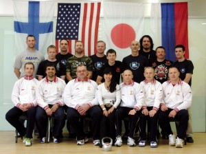 IKSFA Elite Kettlebell Training Camp - St. Petersburg Russia