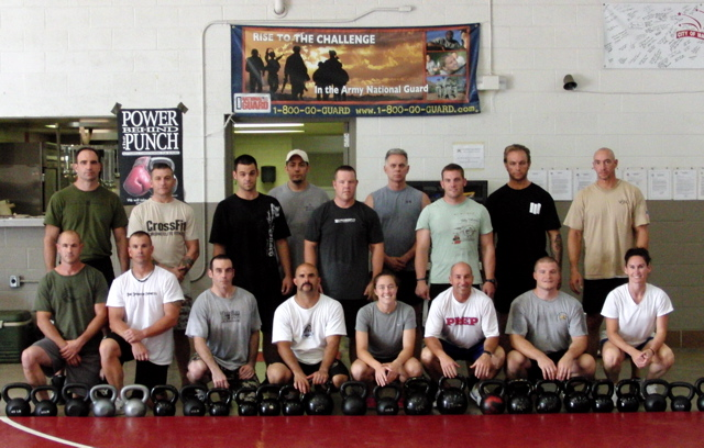 Tactical Athlete Instructor Certification - Knoxville, TN