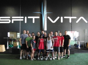 Kettlebell Certification - CrossFit Vitality, Concord, NC