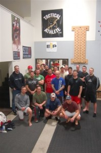 Tactical Athlete Instructor Certification