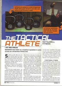 July 2011 Issue of S.W.A.T. Magazine